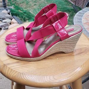 Bandolino espedrill heels